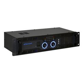Amplificador De Potência 120-240 Volts Preto Op2400 Oneal