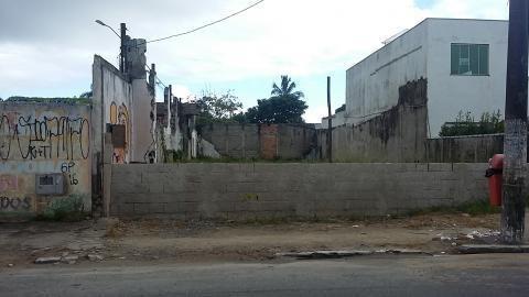 Terreno Comercial À 500 Metros Do Mar - Itanhaém 2742 A.c.m