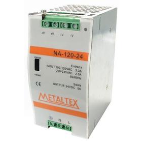 Fonte Chaveada 75w Mod. Na-75-24 Metaltex C/nf E Original