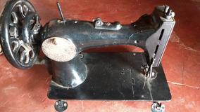 Maquina De Custura Manivela Manual Singer