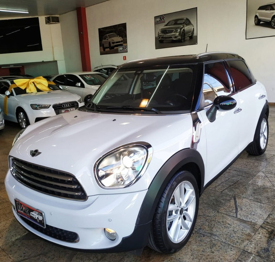 Mini Countryman 1.6 Chilli Blindado Nivel Iii