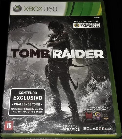 Tomb Raider - X-box 360