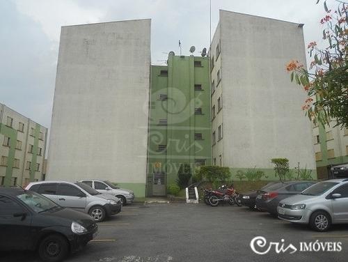 Apartamento Em Jardim Paranavaí - Mauá - Sp - Av05/34