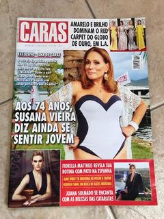 Revista Caras Susana Vieira Fiorella Mattheis Rodrigo Simas