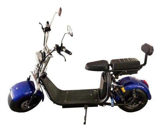 Patinete / Moto / Scooter Elétrica 1500w C/ Rastreador