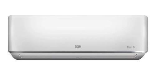 Imagen 1 de 3 de Aire acondicionado BGH Silent Air split inverter frío/calor 2322 frigorías blanco 220V BSI26WCCR