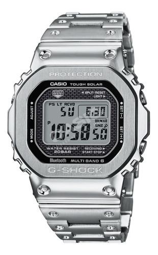 Reloj Casio G-shock Metal Gmw-b5000d-1 Silver