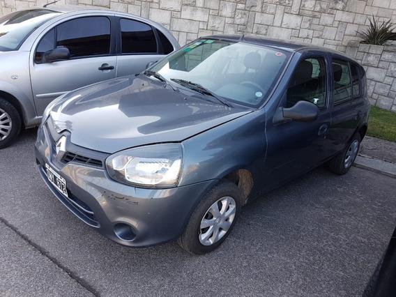 Renault Clio Mio 5p Confort Año 2015 - 82.000km
