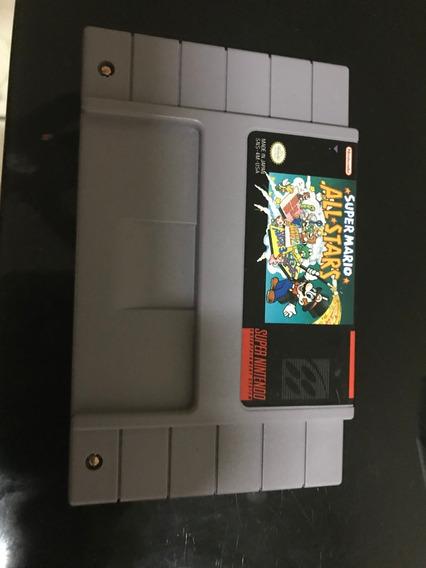 Super Mario All Stars Snes Original