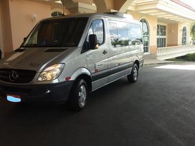 Van Executiva Sprinter 415 2012/2013 Em Excelente Estado