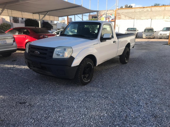 Ford Ranger 2011 Xl Cabina Regular Larga