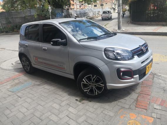 Fiat Uno 2019 2019