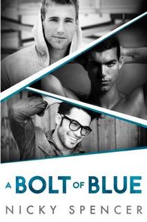 Book : A Bolt Of Blue (angel