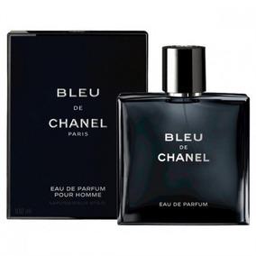 Perfume Bleu De Chanel Eau De Parfum 100ml Original Lacrado