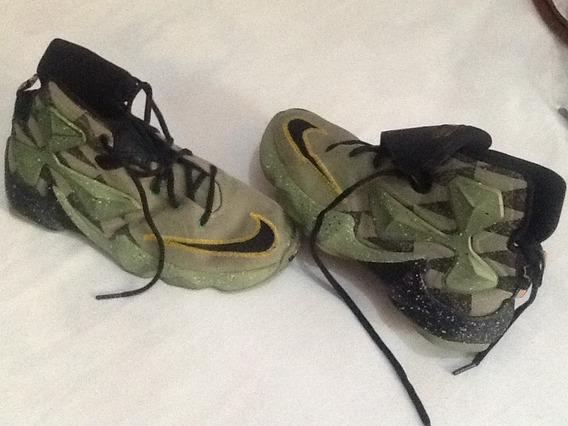 Nike Tenis Para Caballero Verdes