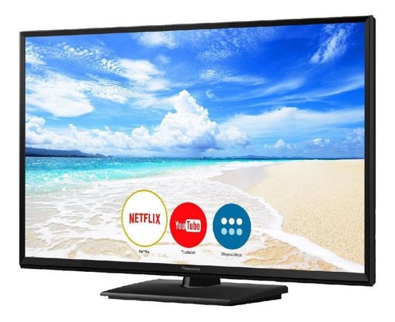 Smart Tv Panasonic 32 Led Wi-fi Bluetooth 2 Hdmi - 32fs600b