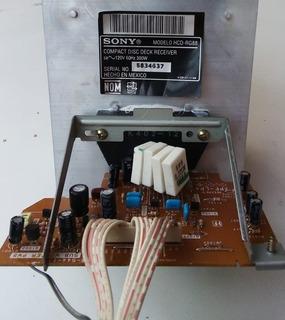Modulo Amplificador De Salida Sony Mod Hcd-rg88 Con Stk402-1
