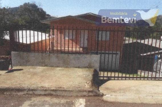 Casa Residencial À Venda, Santa Rita, Concórdia. - Ca0617