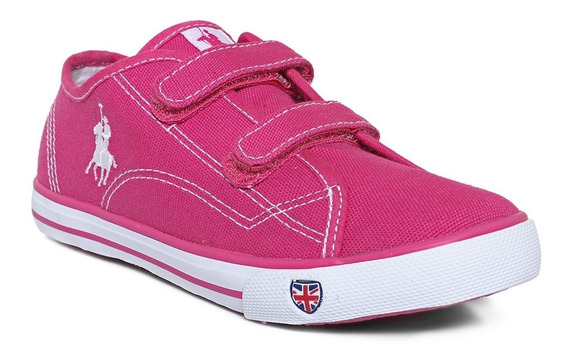 Tenis Polo Club Basic Infantil