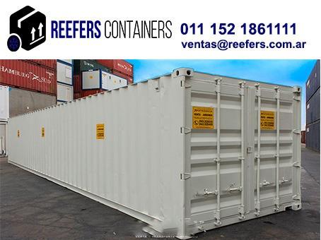 Contenedores Marítimos Containers Usado 40 Pies Neuquen