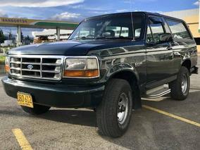 Ford Bronco Xlt Cc 5000 4x4