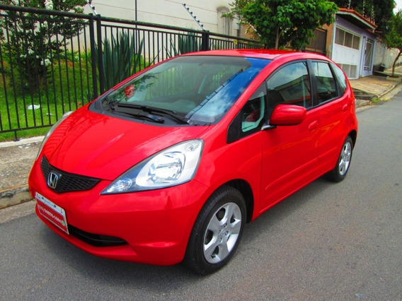 Honda Fit 2012 1.4 Lx Flex Automático Completo Muito Novo !!