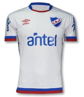 Camiseta Nacional 2018 Con Sponsors Umbro Oficial