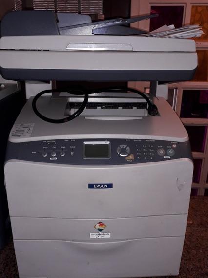 Impresora Epson Aculaser Cx11nf *250 Vrdes*