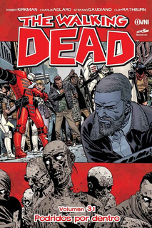 Cómic, Skybound, The Walking Dead Vol. 31 Ovni Press
