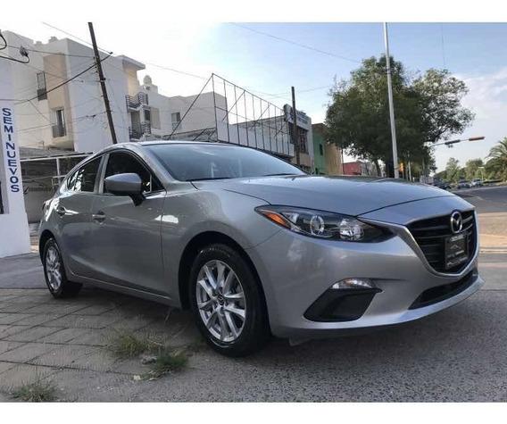 Mazda Mazda 3 Mazda 3 Sedan 2016
