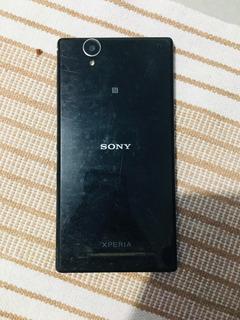 Xperia Z 16 Gb Com Display Quebrado E Bateria Ruim