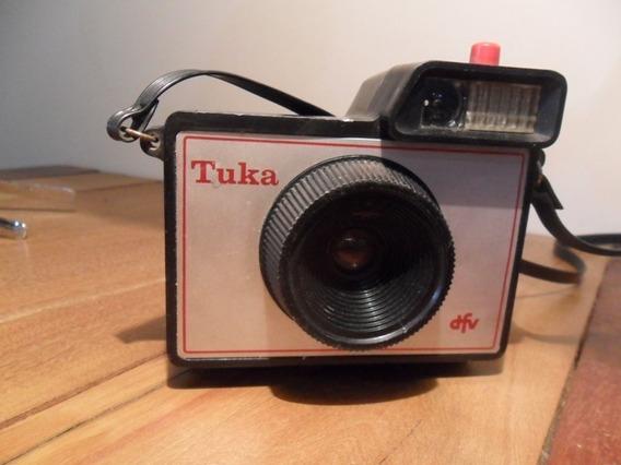 Camera Fotografica Tuka Dfv Com Detalhes