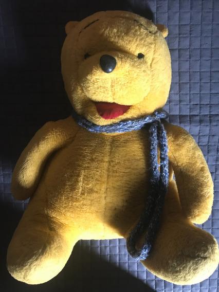 Pelucias Disney Ursinho Pooh Urso Grande 50cm