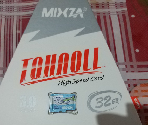 Micro Sd Mixza 32 Gigas