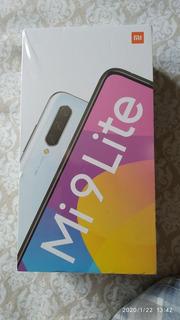 Xiaomi Mi9 Lite 6g Ran 128 G Ron Novo Na Caixa Lacrada