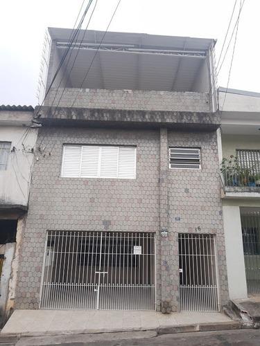 Imagem 1 de 30 de Sobrado À Venda, 3 Quartos, 1 Suíte, 1 Vaga, Jardim Alvorada - Guarulhos/sp - 2052