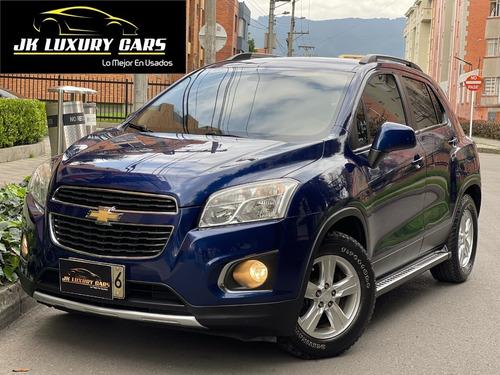 Chevrolet Tracker Ls 1.800cc M/t 2ab Fe 2013