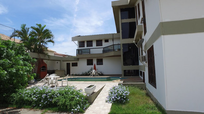 Murano Imobiliária Aluga Casa Duplex Com 08 Quartos Na Mata Da Praia, Vitória- Es. - 2784