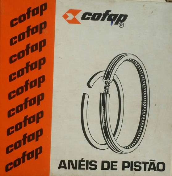 Kit Anéis E Pistão Yamaha Dt 180 0,50 Cofap