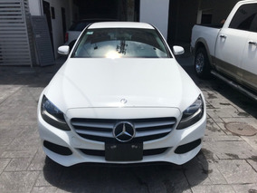 Mercedes Benz Clase C 1.6 180 Cgi At 2016