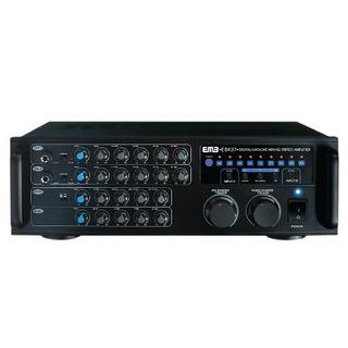 Emb Pro 700-watt Digital Karaoke Mixer Stereo Amplifier Ebk3