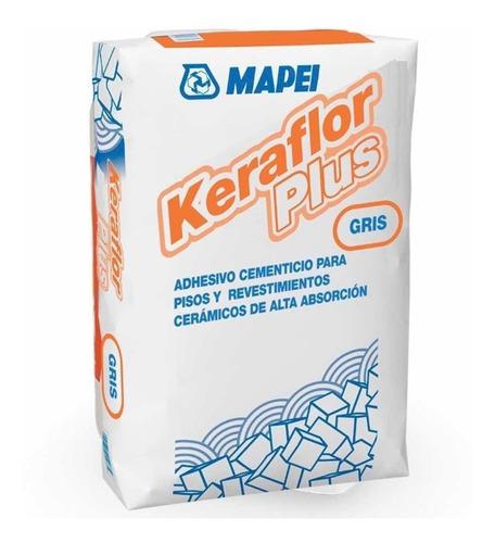 Pegamento Adhesivo Impermeable Keraflor Plus Por Pallets