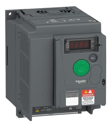 Variador De V. Atv310, 1,5kw, 2hp, 380. 460 V, 3 Fases