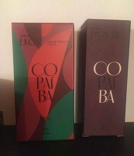 Copaiba Colonia Masculina De Natura + P - mL a $229