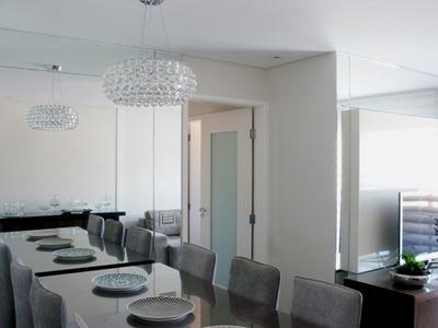 Apto 3 Dormitórios Mobiliado Ed. Barcelona - V22625