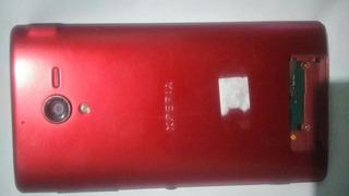 Sony Xperia Zq Vermelho