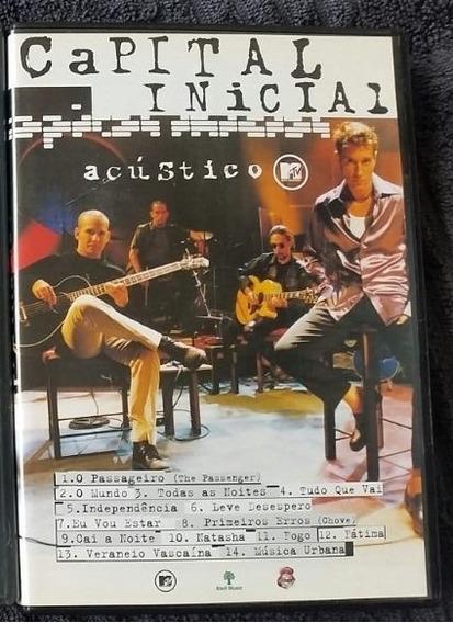 DVD CAPITAL ACUSTICO MTV GRATIS BAIXAR INICIAL