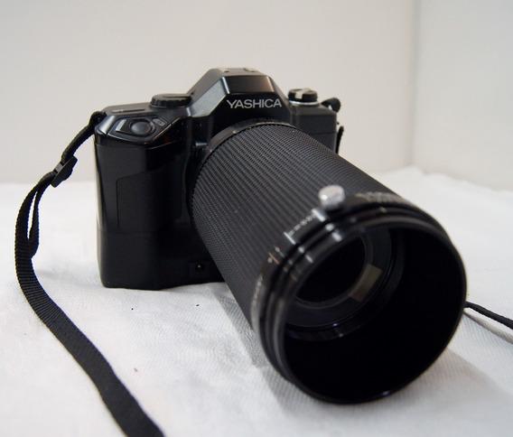 Câmera Fotográfica Yashica Data Back Da -1 No Estado