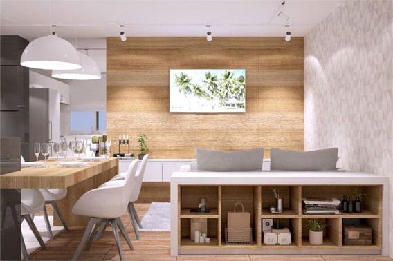 Apartamento Novo No Tucuruvi De 50m2 Com 02 Dormitórios E 01 Vaga De Garagem. - 170-im403653