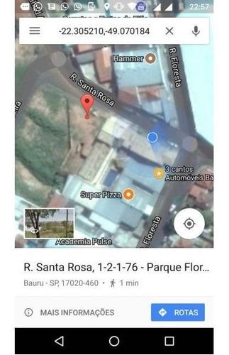 Lote / Terreno À Venda - Pq. Vista Alegre, Bauru-sp - 2514